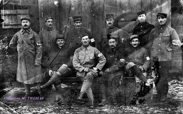 Antoine CANEL, un soldat du 79e RI, prisonnier en Allemagne (1895-1918)