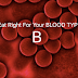 Blood Type B: Avoid Eating this Food to Save Your Life