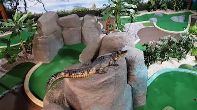 Paradise Island Adventure Golf Open in Manchester