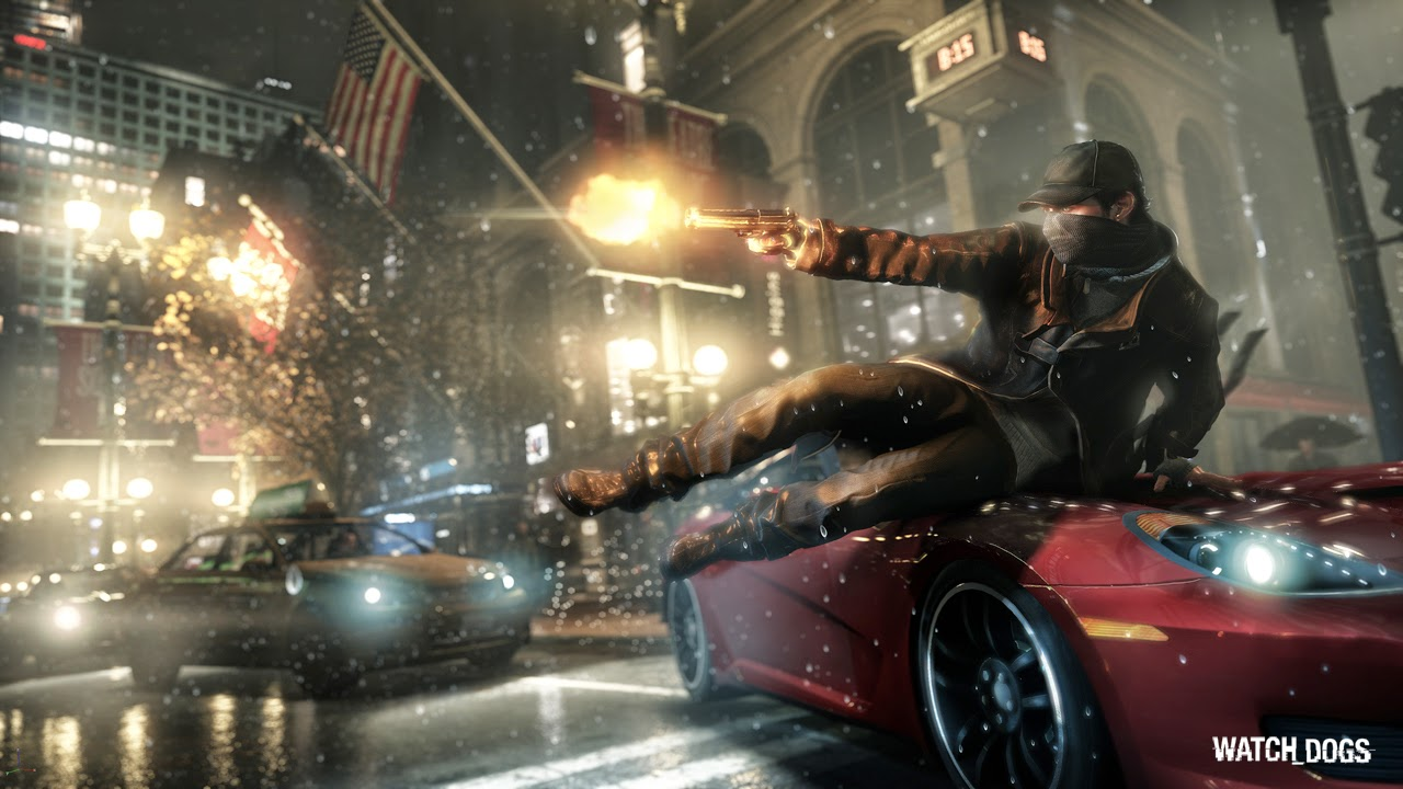 Watch Dogs PC Game Crack