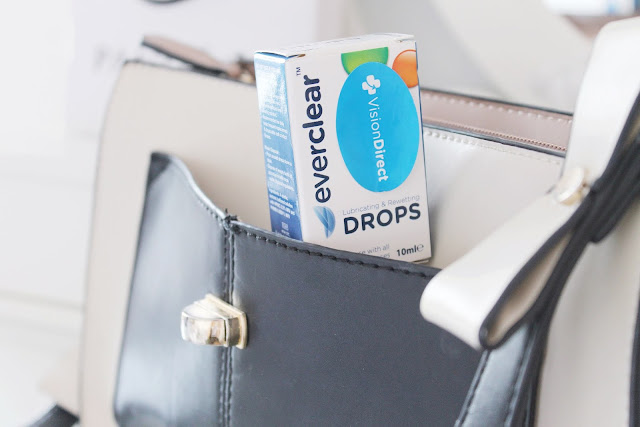 What's in my bag blog and hayfever essentials