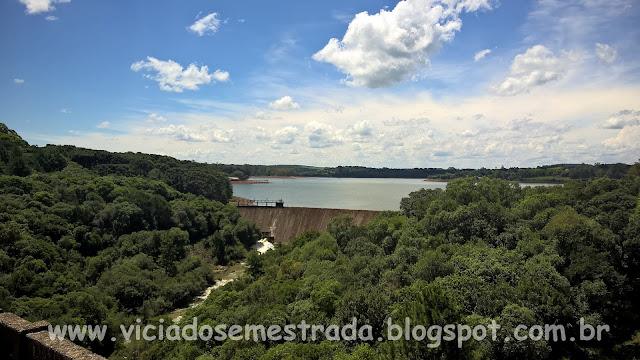 Barragem Capingui, entre Marau e Mato Castelhano