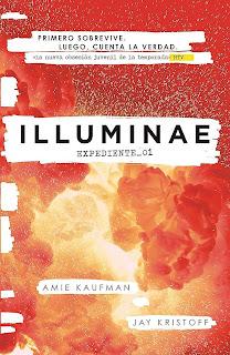 Illuminae 1, Jay Kristoff y Amie Kaufman