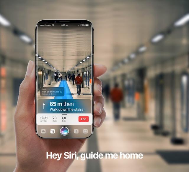Konsep iPhone X Oleh Pereka Ini Memang Cool