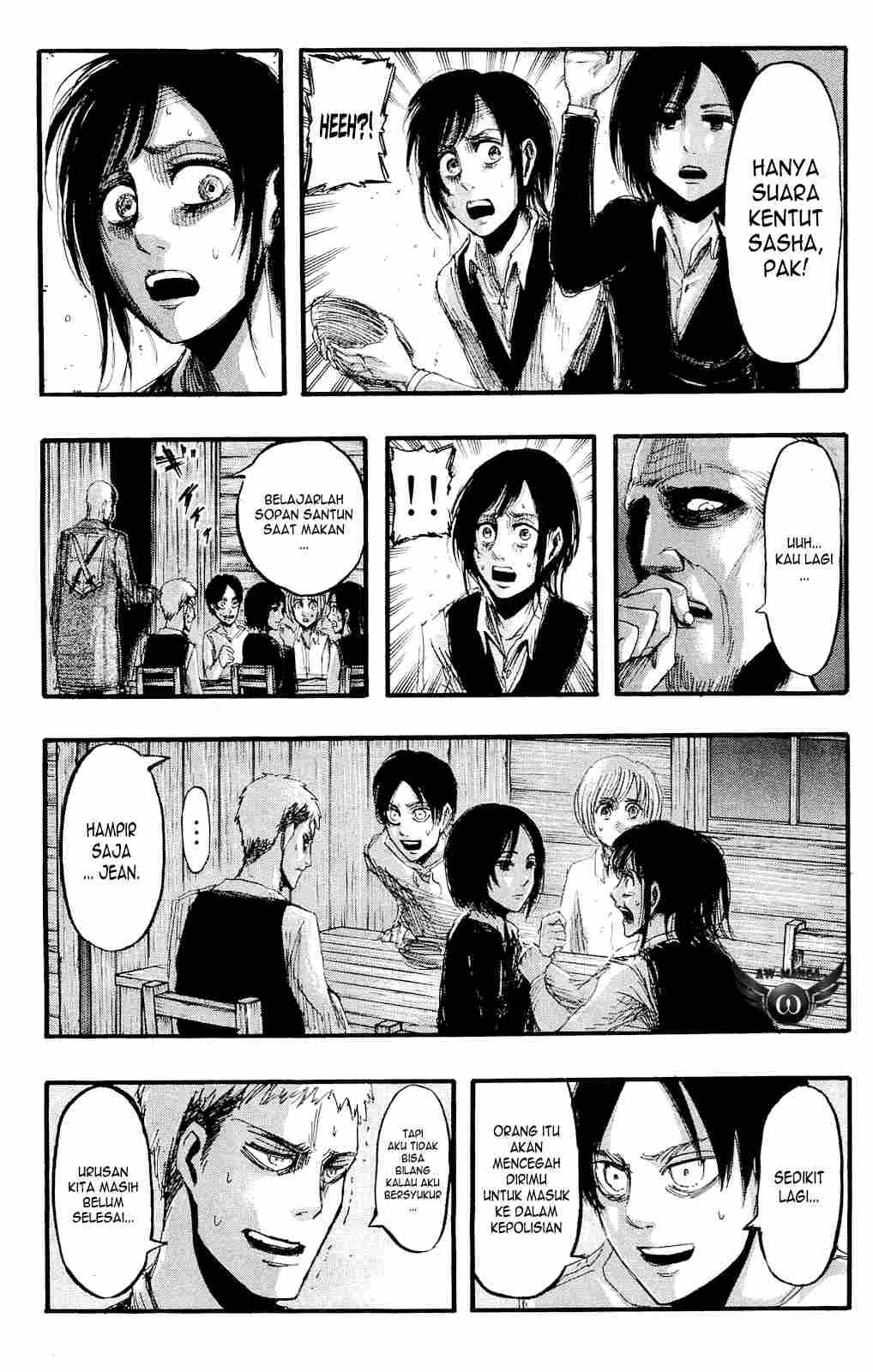Komik shingeki no kyojin 017 - ilusi dari kekuatan 18 Indonesia shingeki no kyojin 017 - ilusi dari kekuatan Terbaru 31|Baca Manga Komik Indonesia|