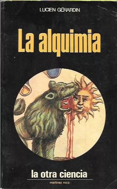 La Alquimia por Lucien Gérardin