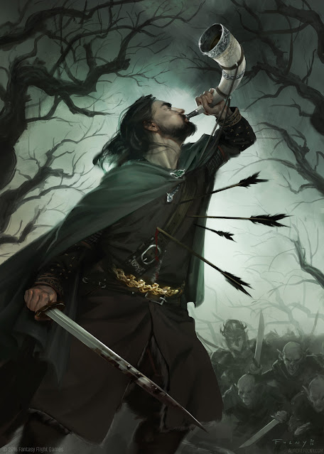 Reglas caseras para Dungeons & Dragons - Heridas - Boromir