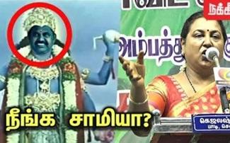Premalatha About EPS | DMDK | ADMK | Vijayakanth