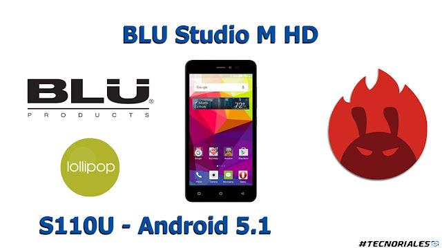 blu studio m hd antutu benchmark