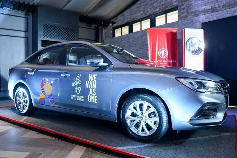 MG Philippines signs up as Official Mobility Partner of the 30th SEA Games