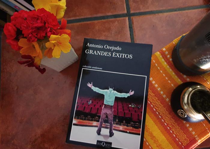 Grandes éxitos, de Antonio Orejudo (Tusquets)
