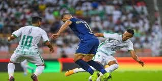 مشاهدة مباراة النصر والأهلي السعودي بث مباشر بتاريخ 27 / فبراير/ 2020 الدوري السعودي