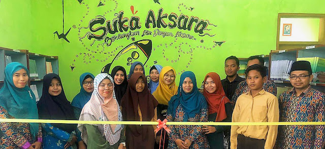 Berswadaya Literasi Sekolah