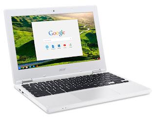 Laptop Acer Chromebook Prize Under $200