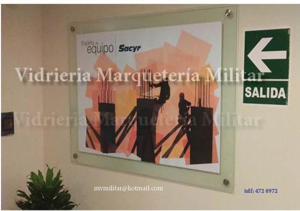Vidrieria Marquetería Militar