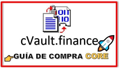Cómo y Dónde Comprar Criptomoneda CVAULT.FINANCE (CORE)