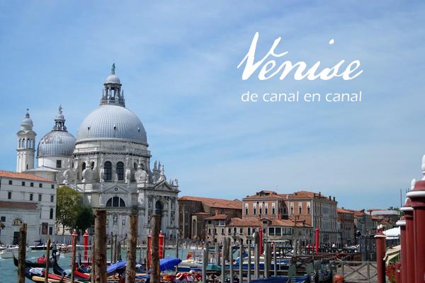 venise gondole basilique santa maria salute grand canal