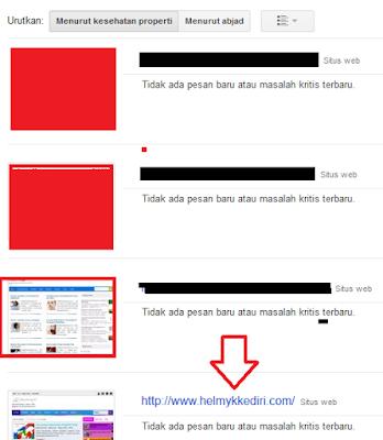 Cara cek posisi artikel diGoogle1