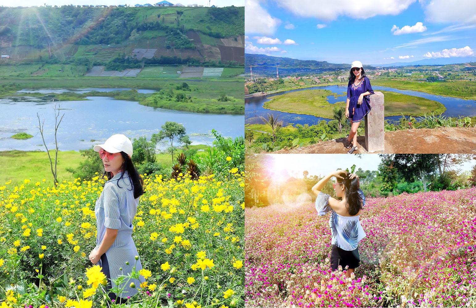 Wisata Danau Mas Bastari Bengkulu