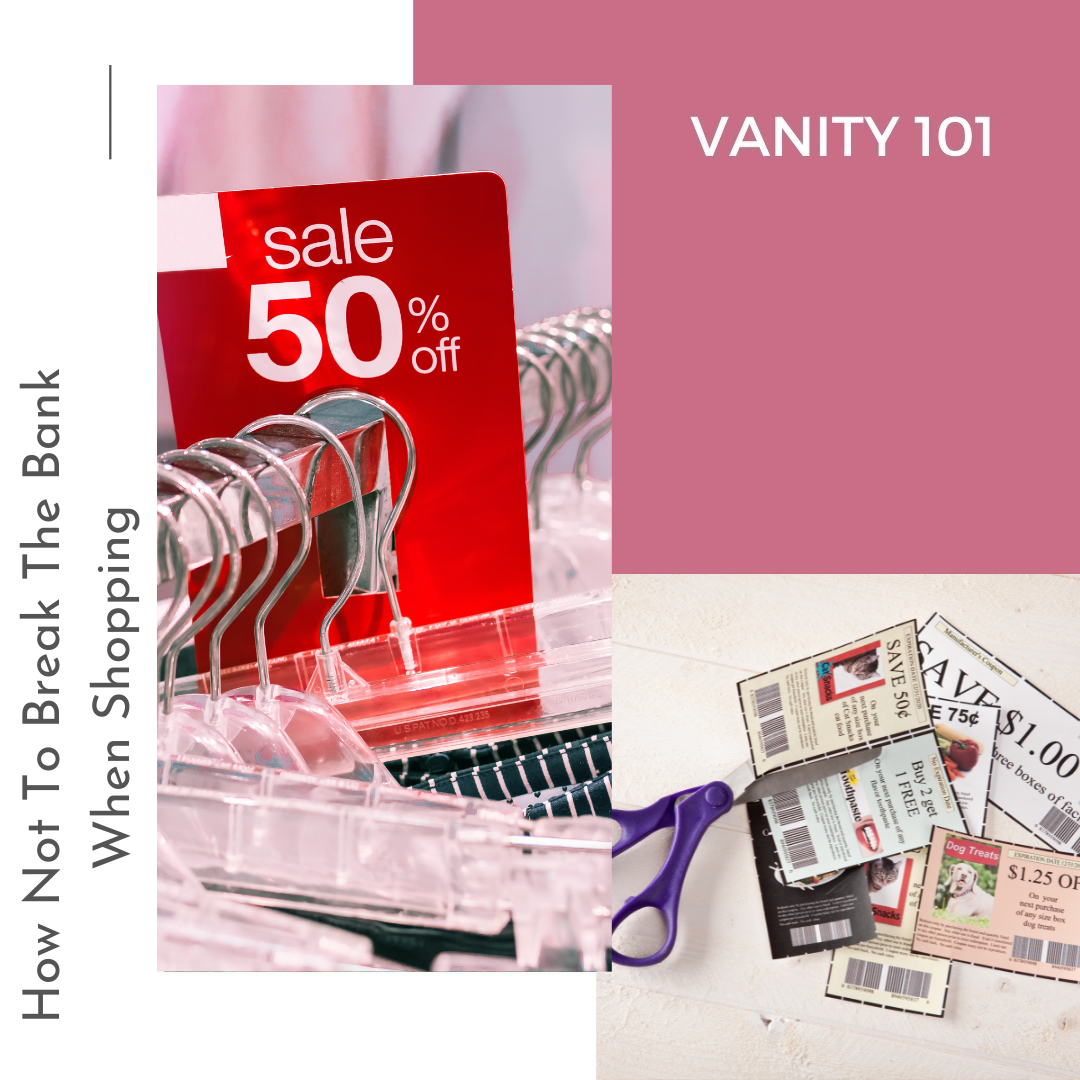Coupon codes and Other Shopping Tips