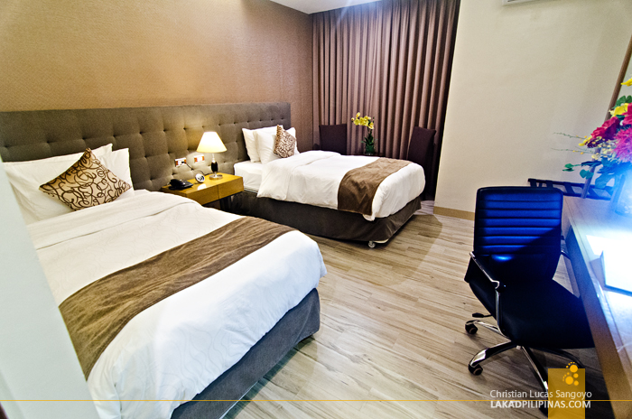 Ironwood Hotel Tacloban Premier Double Room