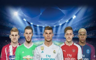 Pes 2018 player faces