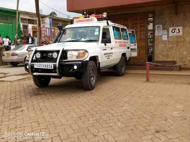 Makutano, Meru equity bank branch closed after a police officer collapsed and died instantly
