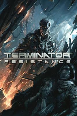 Capa do Terminator: Resistance