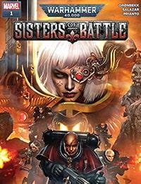 Warhammer 40,000: Sisters Of Battle Comic