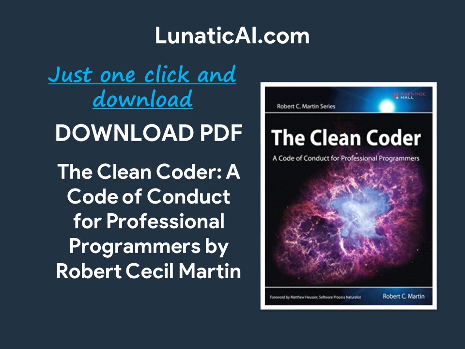 the clean coder pdf github