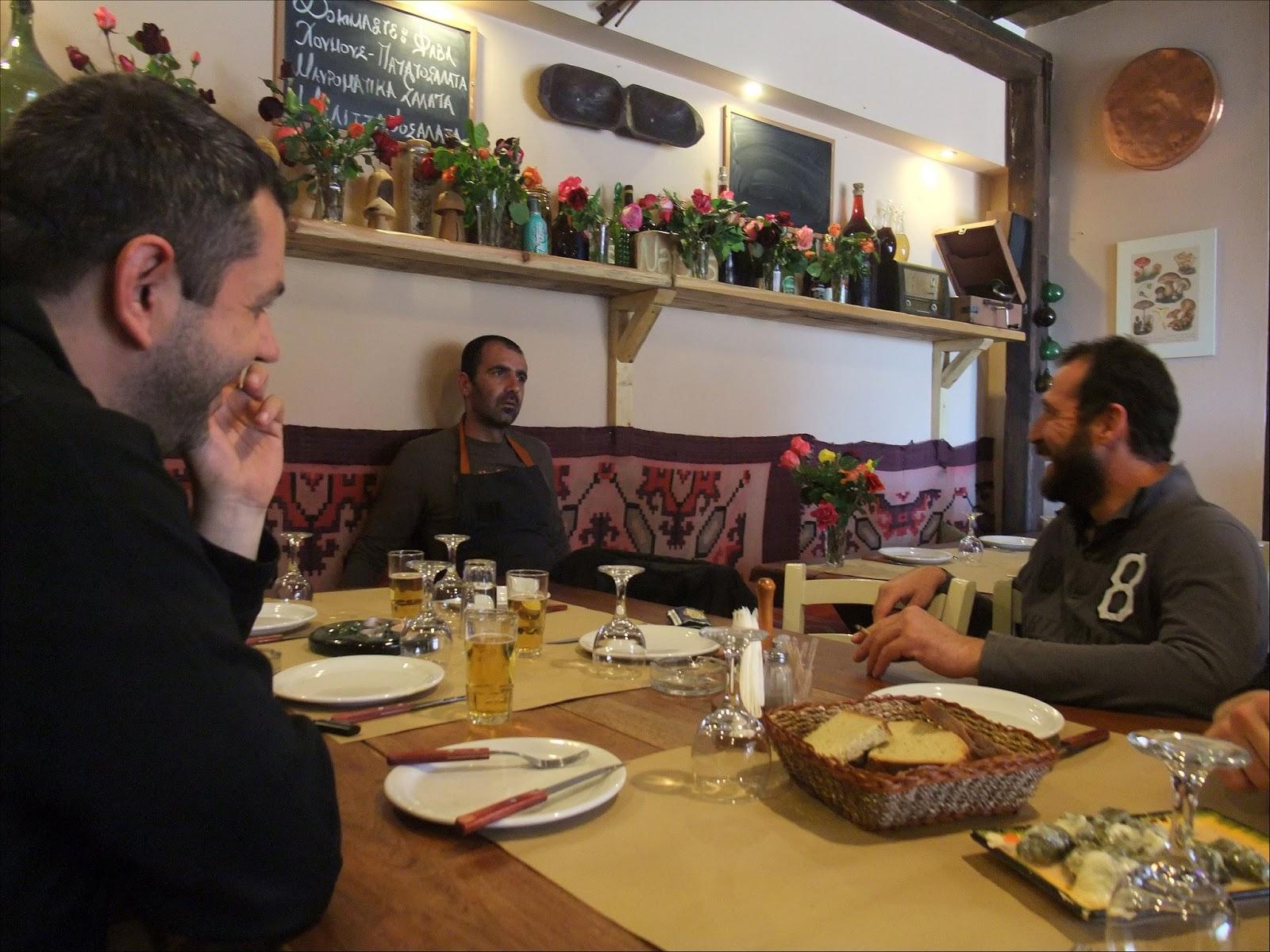Kostas Greek Restaurant Dame Street