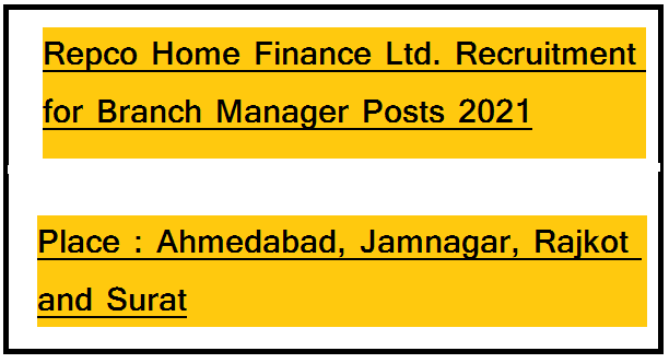 Ahmedabad, Jamnagar, Rajkot and Surat
