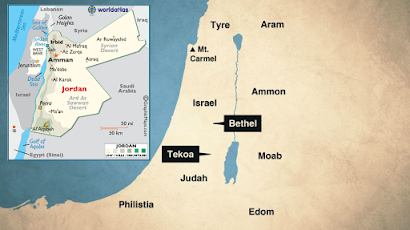 Jeremiah 49:1-6, The Future War Between Israel and Jordan