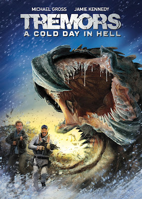 Tremors: A Cold Day in Hell [2018] [DVD R1] [Latino]