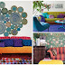 10 rooms that bet on sofas with bright colors