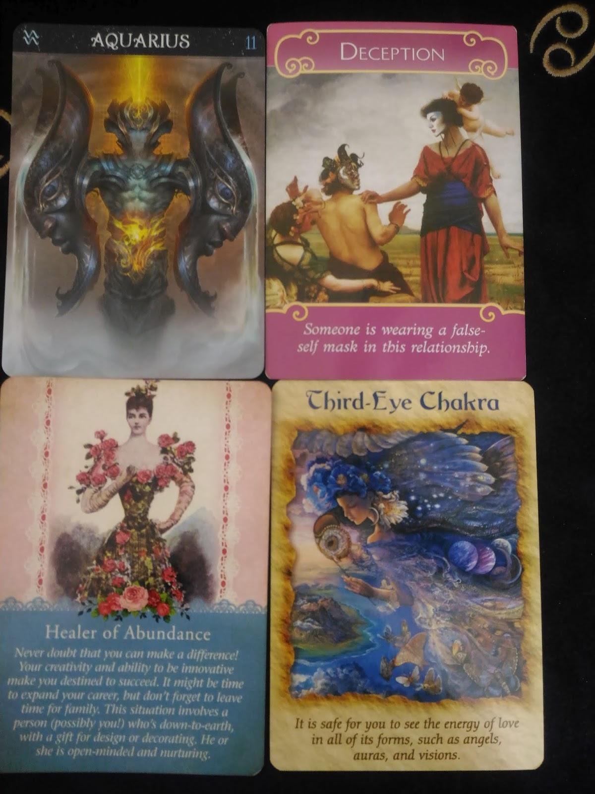 Care & Healing Tarot