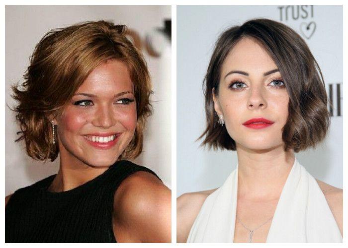 Beautiful haircuts for women 40 years old: photo