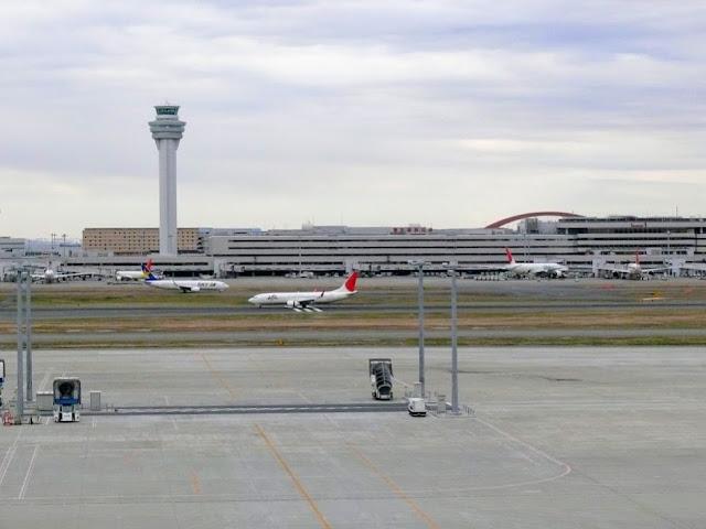 羽田空港第二ターミナル(国際ターミナル)