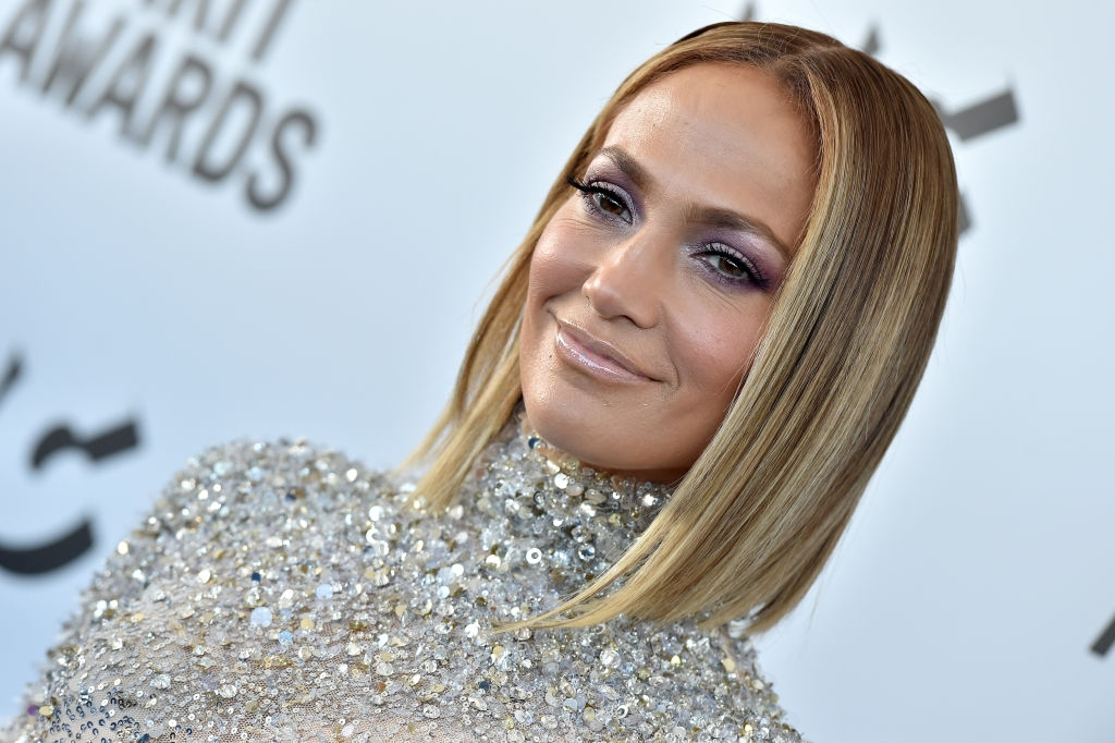Jennifer Lopez attends the 2020 Film Independent Spirit Awards on February 08, 2020 in Santa Monica, California. (Photo by Axelle/Bauer-Griffin/FilmMagic)