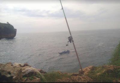 Tips dan Trik Mancing Dasaran di Laut karangan rockfishing pasiran surffishing surfcasting bottom fishing dari kapal ditengah laut