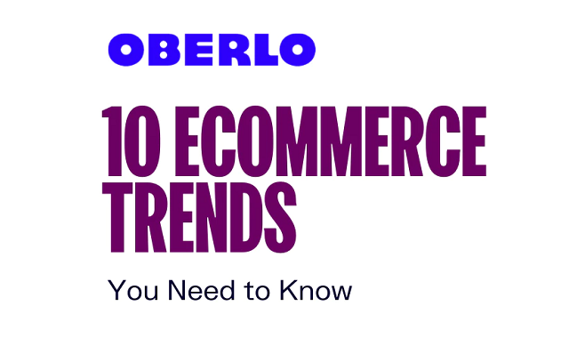 Most recent e-commerce trends