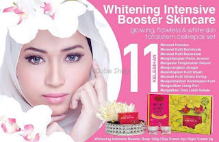 WHITENING INTENSIVE BOOSTER SKINCARE