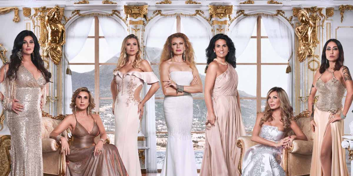 the Real Housewives di Napoli 2021