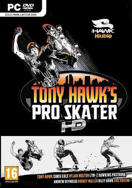 TONY HAWK'S PRO SKATER HD Cover Photo