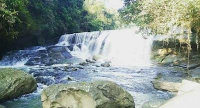 Sangka Pane Waterfall