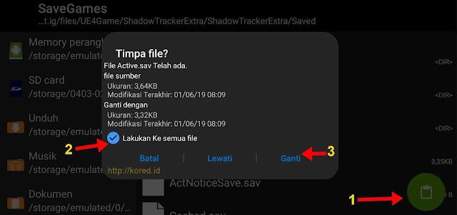 Memasang Tombol TPP ke FPP InGame dengan File Active.sav