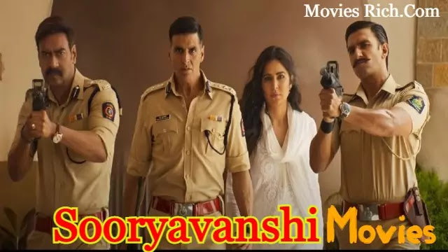 Sooryavanshi Movie 2021 Streaming Watch Online
