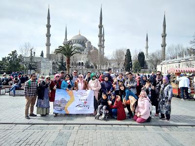 Paket Tour Turki 2019