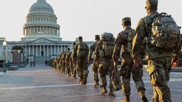 ميزانية الجيش الأمريكي 2022 البيت الأبيض