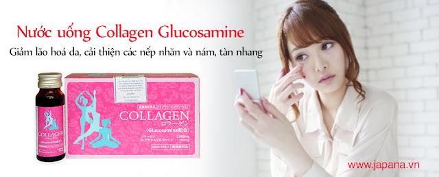 SẢN PHẨM NƯỚC UỐNG Collagen GLUCOSAMINE - 171940